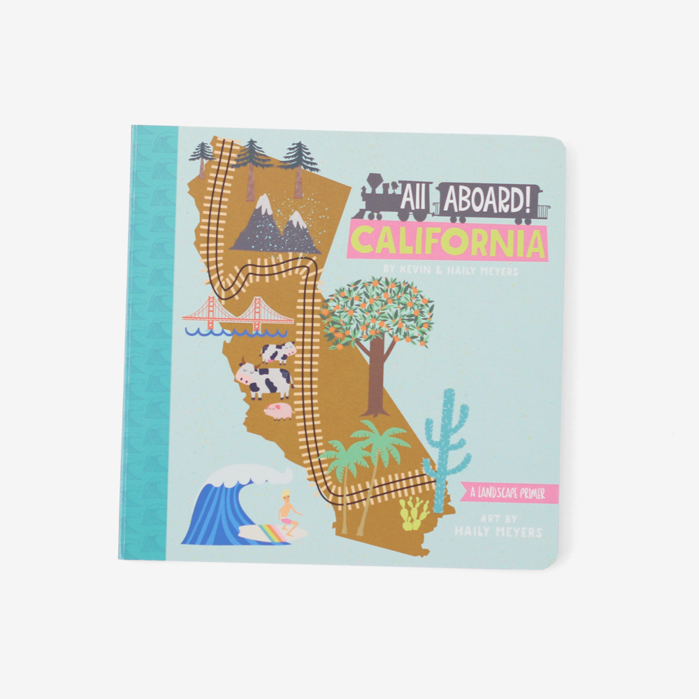 All Aboard California: A Landscape Primer