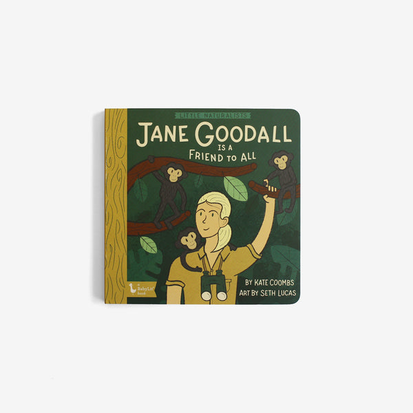 Little Naturalists: Jane Goodall