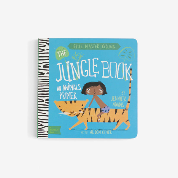 The Jungle Book: A BabyLit Animals Primer