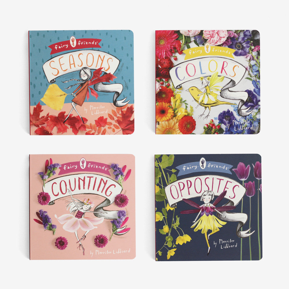 Fairy Friends Primers Set of 4