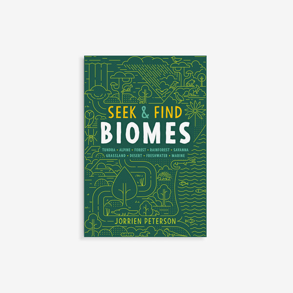 Seek & Find Biomes