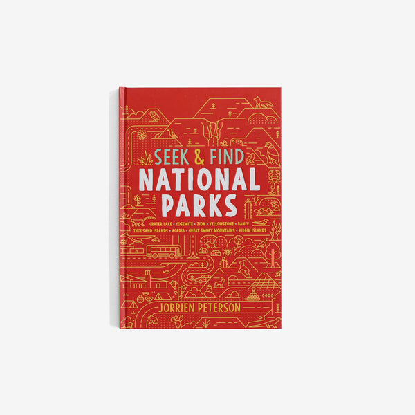 Seek & Find National Parks