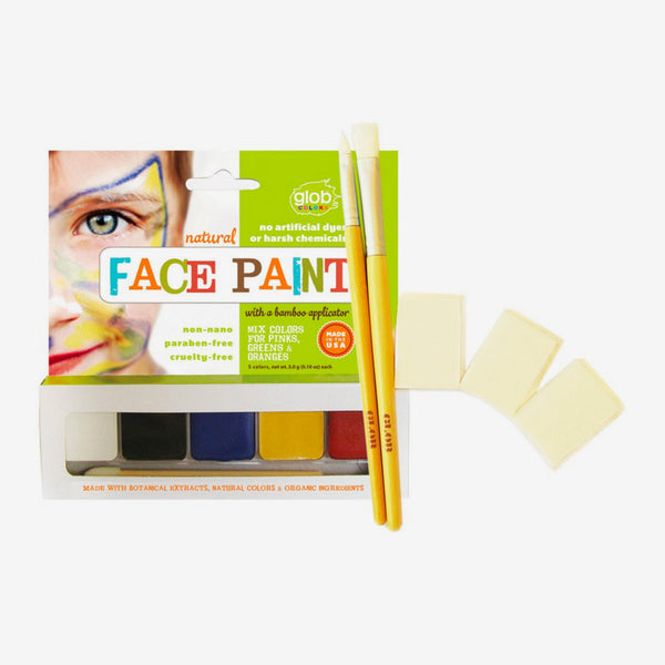 Natural Face Painting Kit