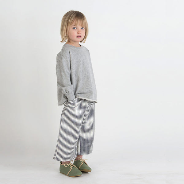 Organic Cotton & Hemp Culotte