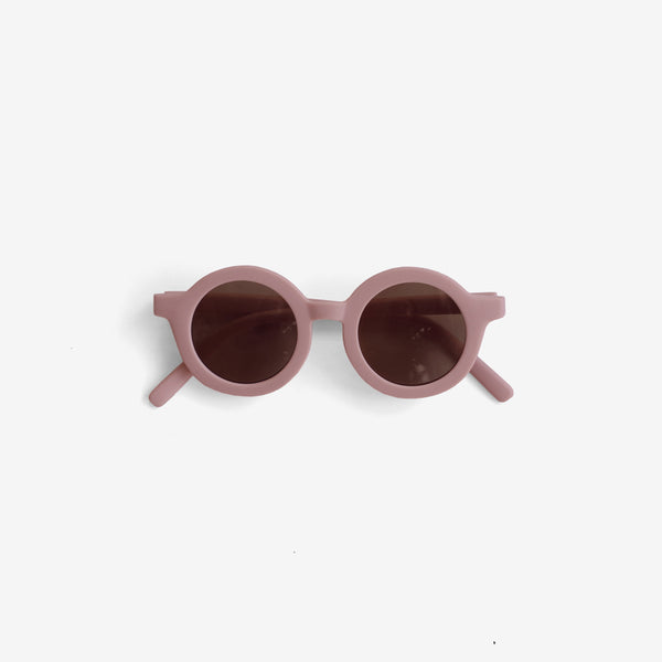 Kid's Recycled Plastic Sunglasses - Burlwood
