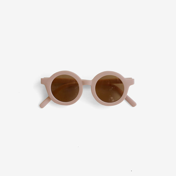 Kid's Recycled Plastic Sunglasses - Shell
