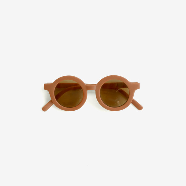 Kid's Recycled Plastic Sunglasses - Spice