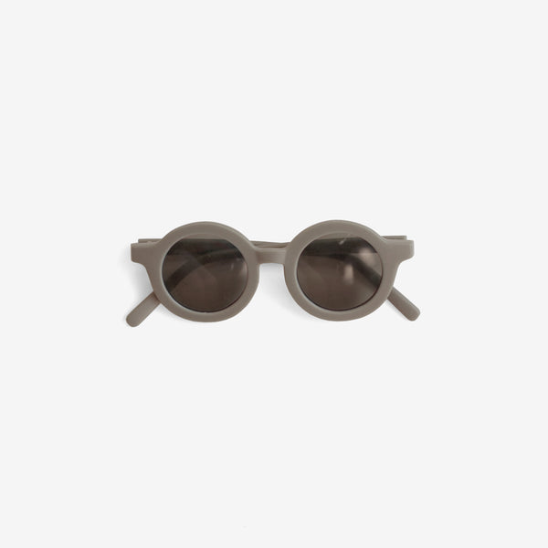 Kid's Recycled Plastic Sunglasses - Stone