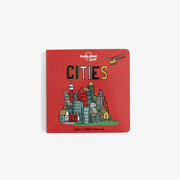 Lonely Planet Board Book - Cities