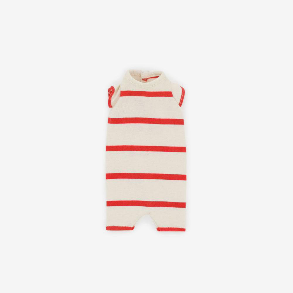 Dolly Romper - Cozy Lodge Stripe