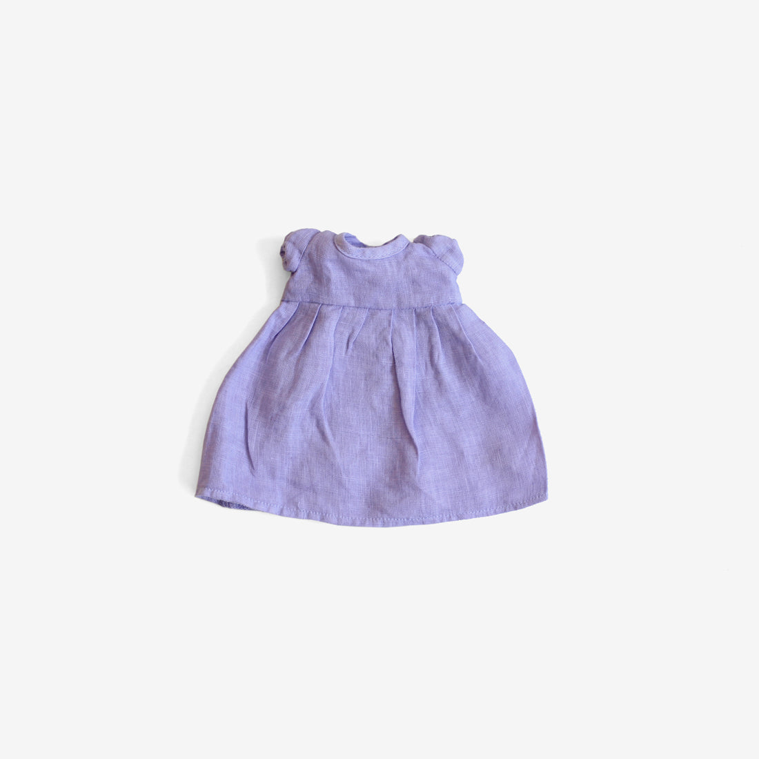 Linen Dolly Dress - Wisteria
