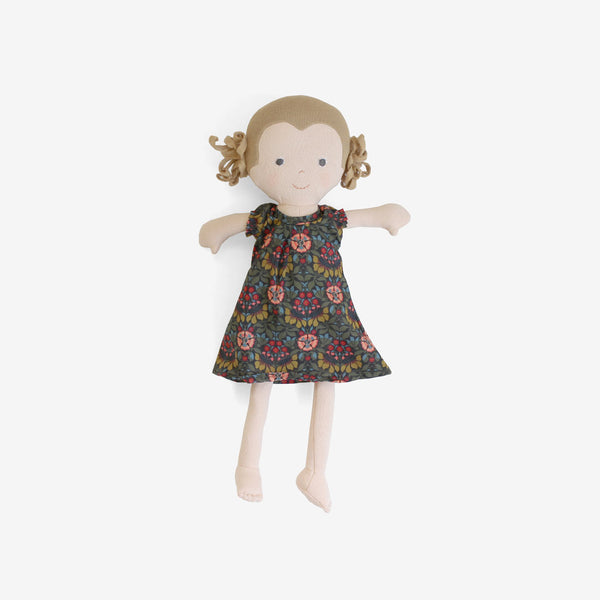 Fern Dolly in Persephone Tea Party Dress