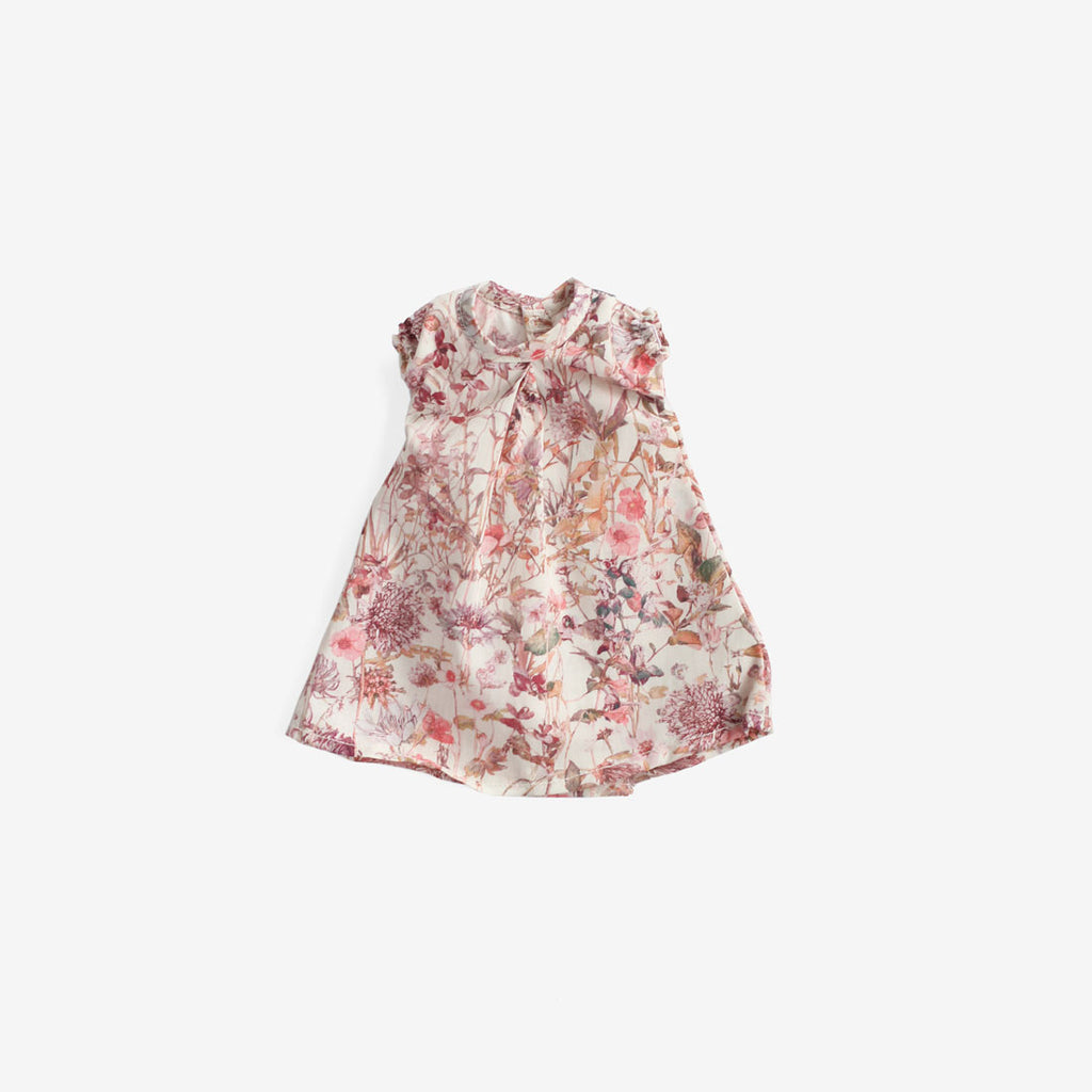 Hazel Village Tea Party Dolly Dress - Wildflowers