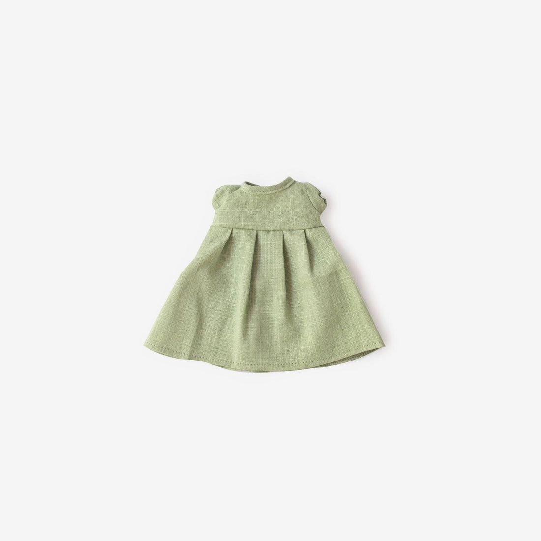 Linen Dolly Dress - Bayberry