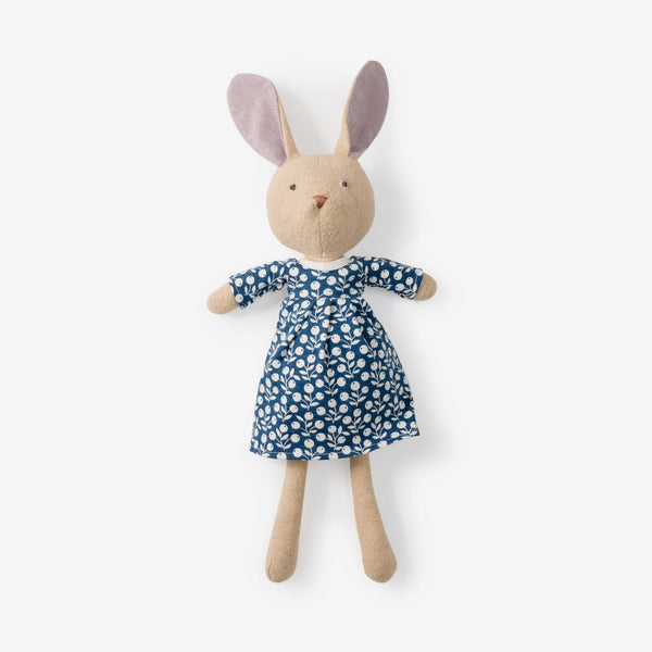 Juliette Rabbit in Winter Water Factory Dress