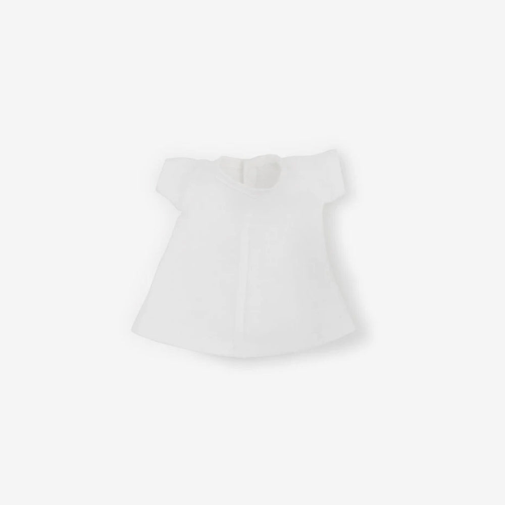 Dolly Shirt - White Linen