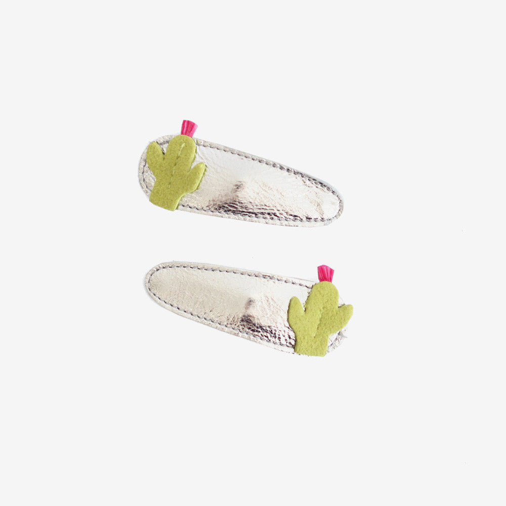 Cactus Clips Set of 2