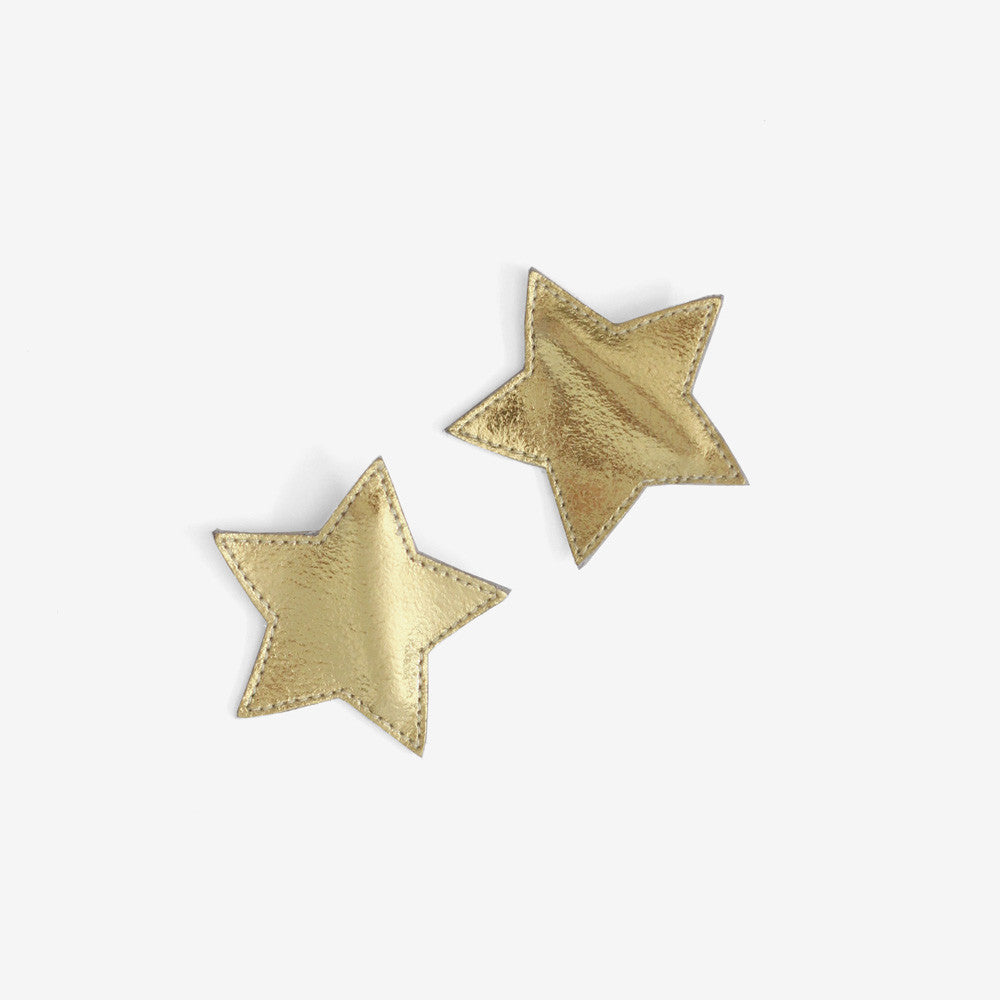 Big Star Clips Set of 2