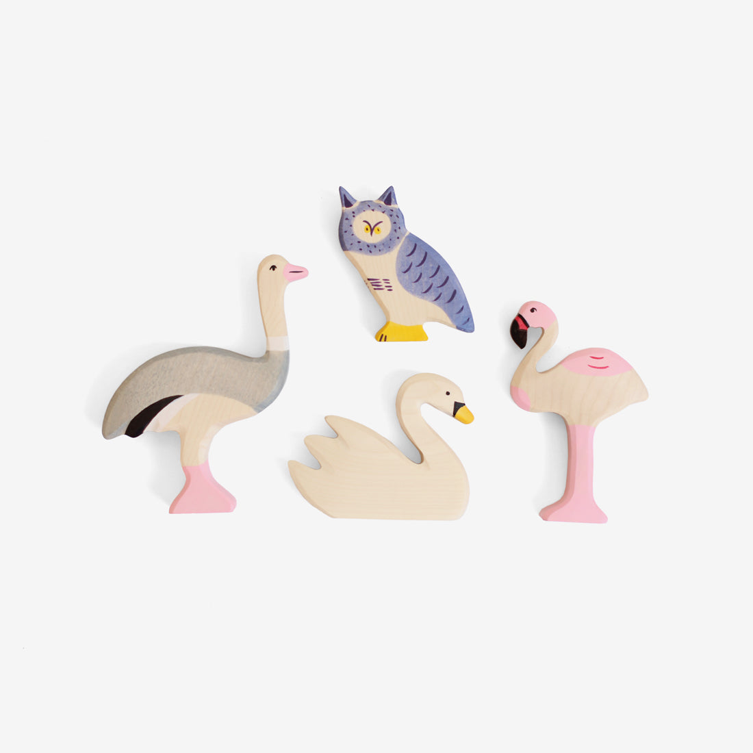 Holztiger Big Birds Play Set