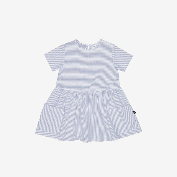 Darcy Woven Dress - Stripes