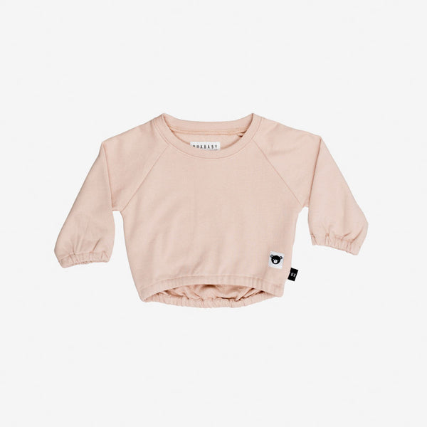 Tearose Organic Cotton Pullover