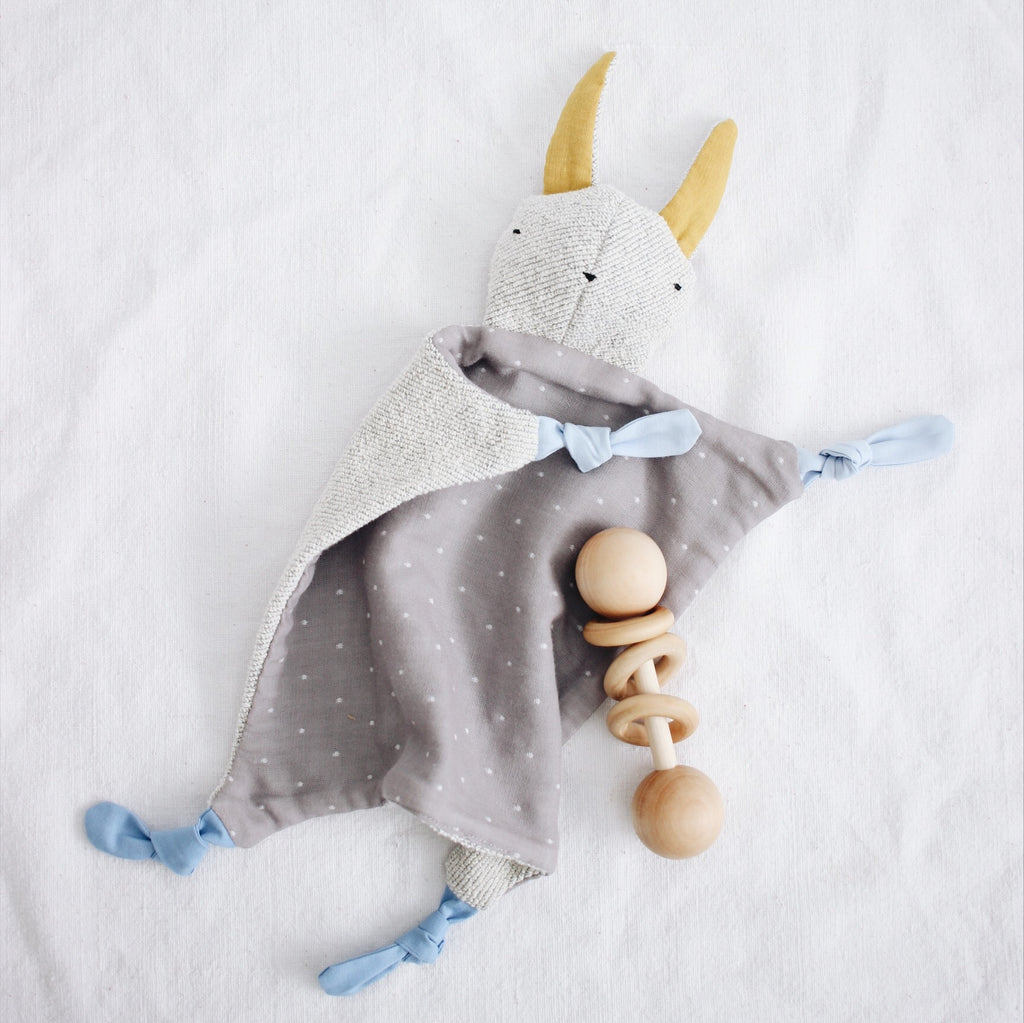Lovie Bunny - Blue