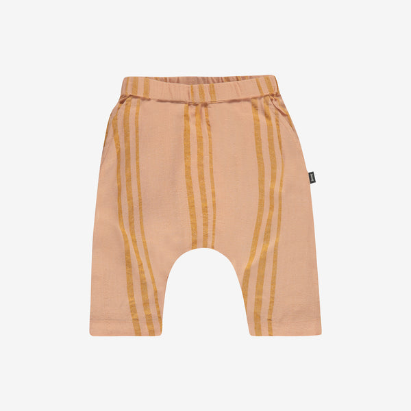 Ginger Stripe Linen Trouser