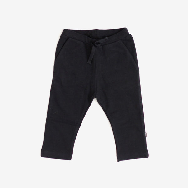 Organic Baby Trousers - Midnight