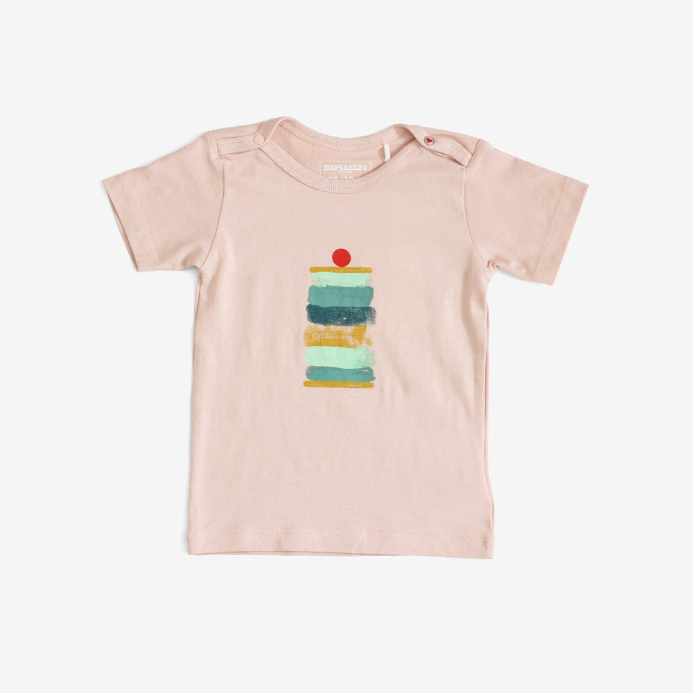Ice Cream Sandwich Organic Tee
