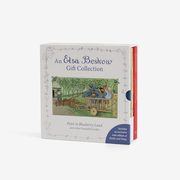 Elsa Beskow Gift Set - Peter in Blueberry Land