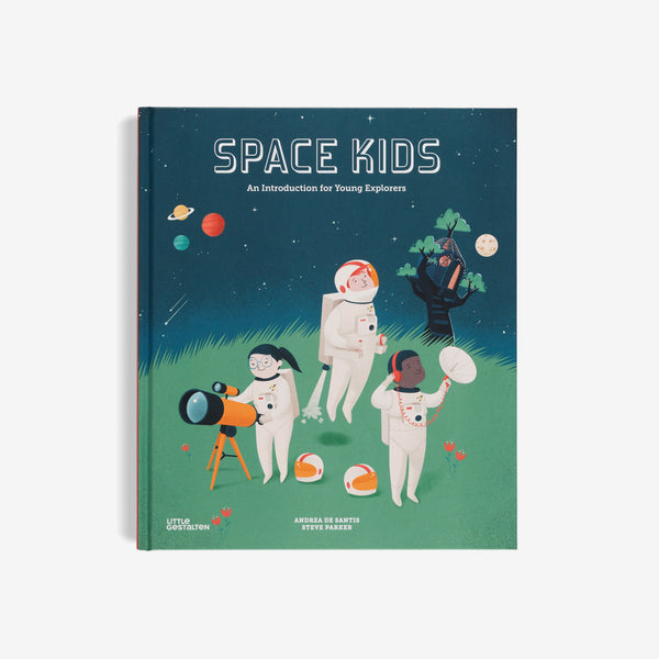 Space Kids - An Introduction for Young Explorers