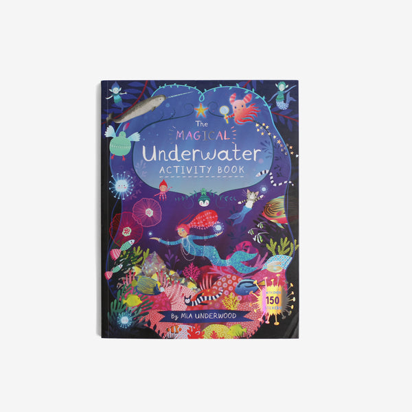 The Magical Underwater Activity Book