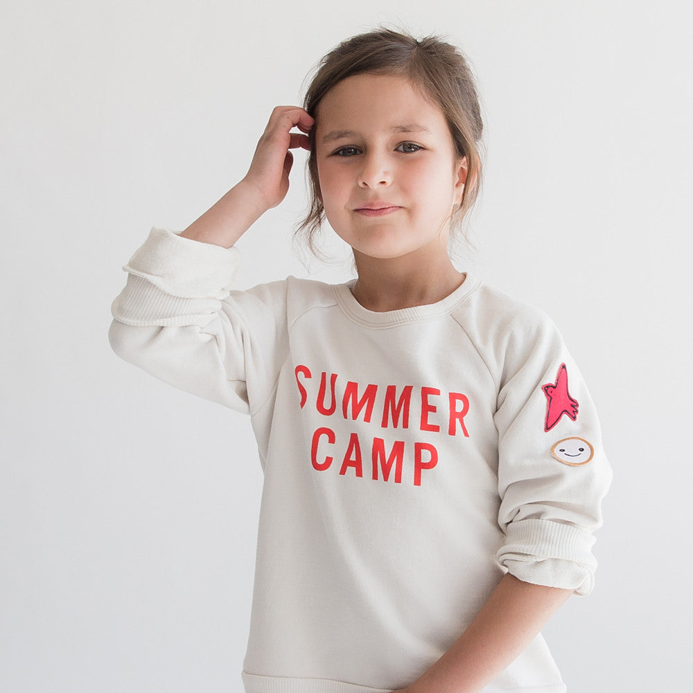 Summer Camp Basic Sweatshirt