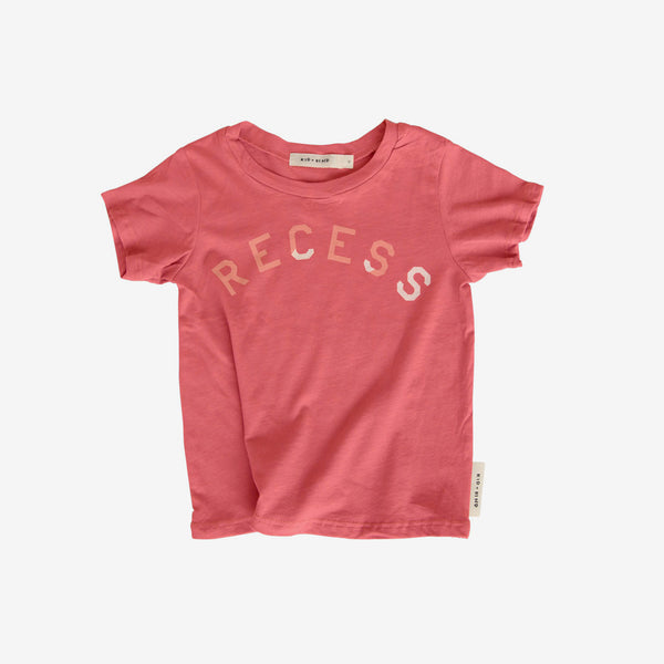 Recess Tee - Red