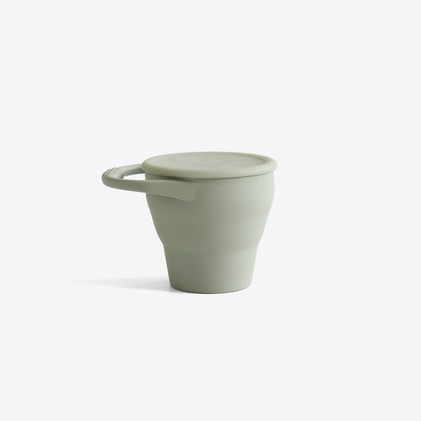 Silicone Snack Cup - Sage