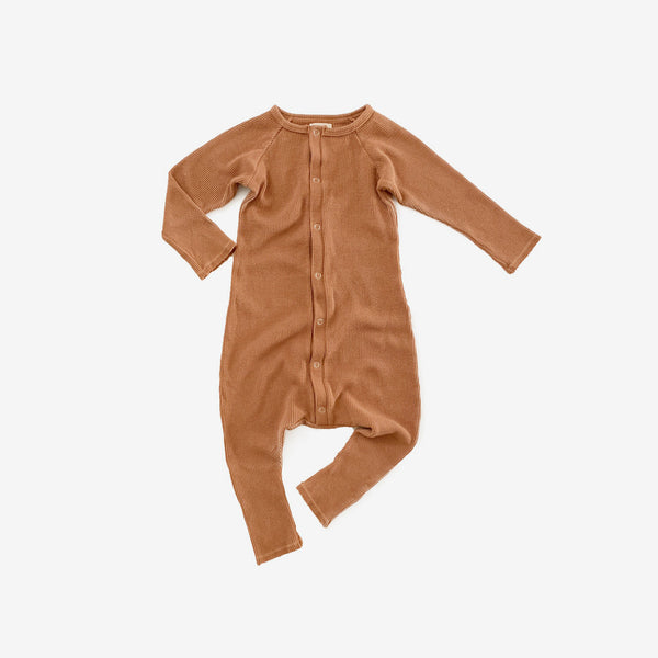 Thermal Romper - Copper