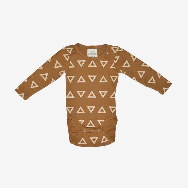 Triangles Onesie