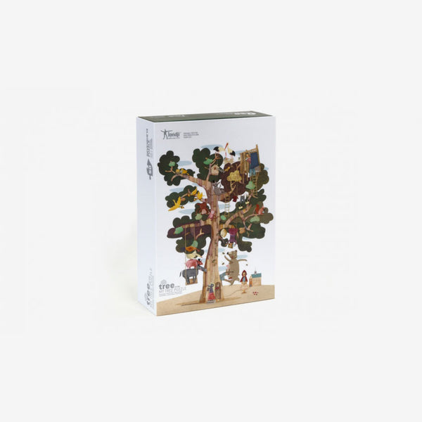 My Tree 50-Piece Reversible Puzzle