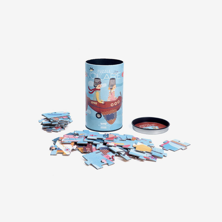 Canister Puzzle - 36-Piece Volare
