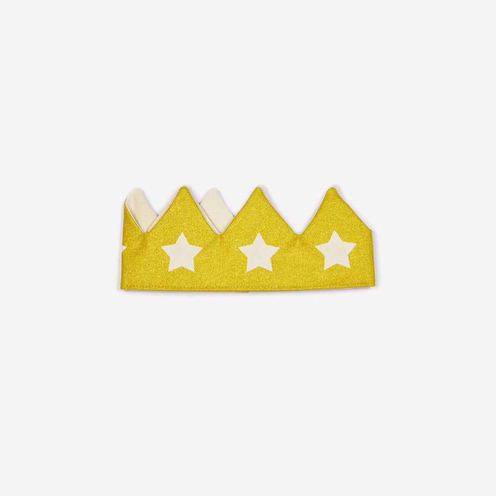 Gold Star Crown