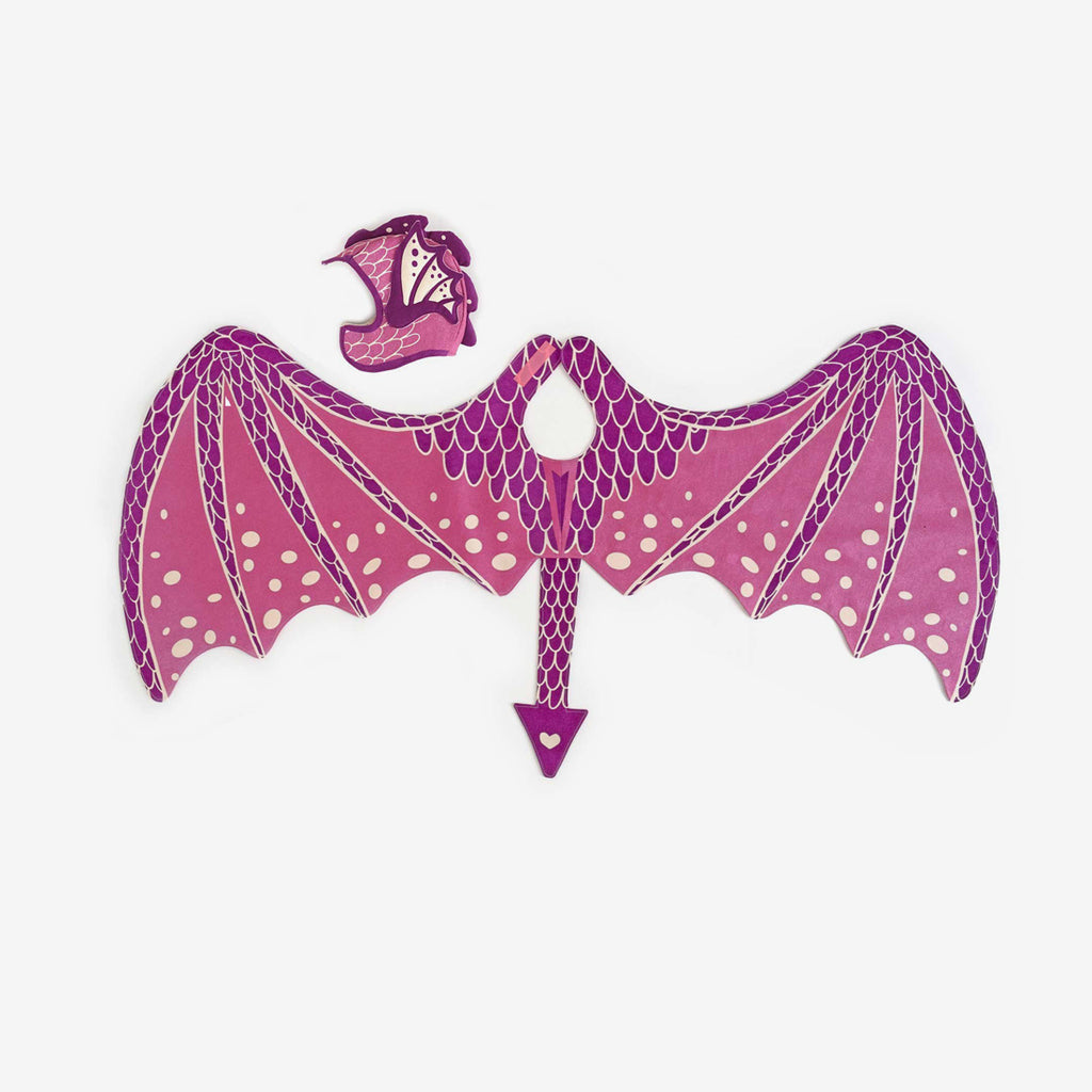 Dragon Costume - Pink