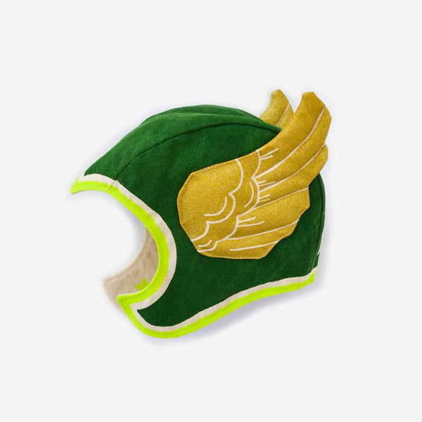 Winged Hero Hat - Green
