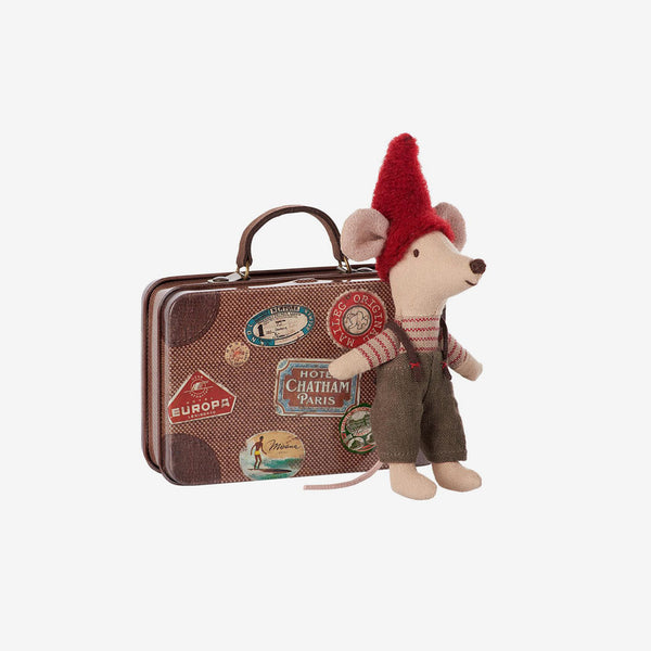 Pixie Mouse in a Travel Tin