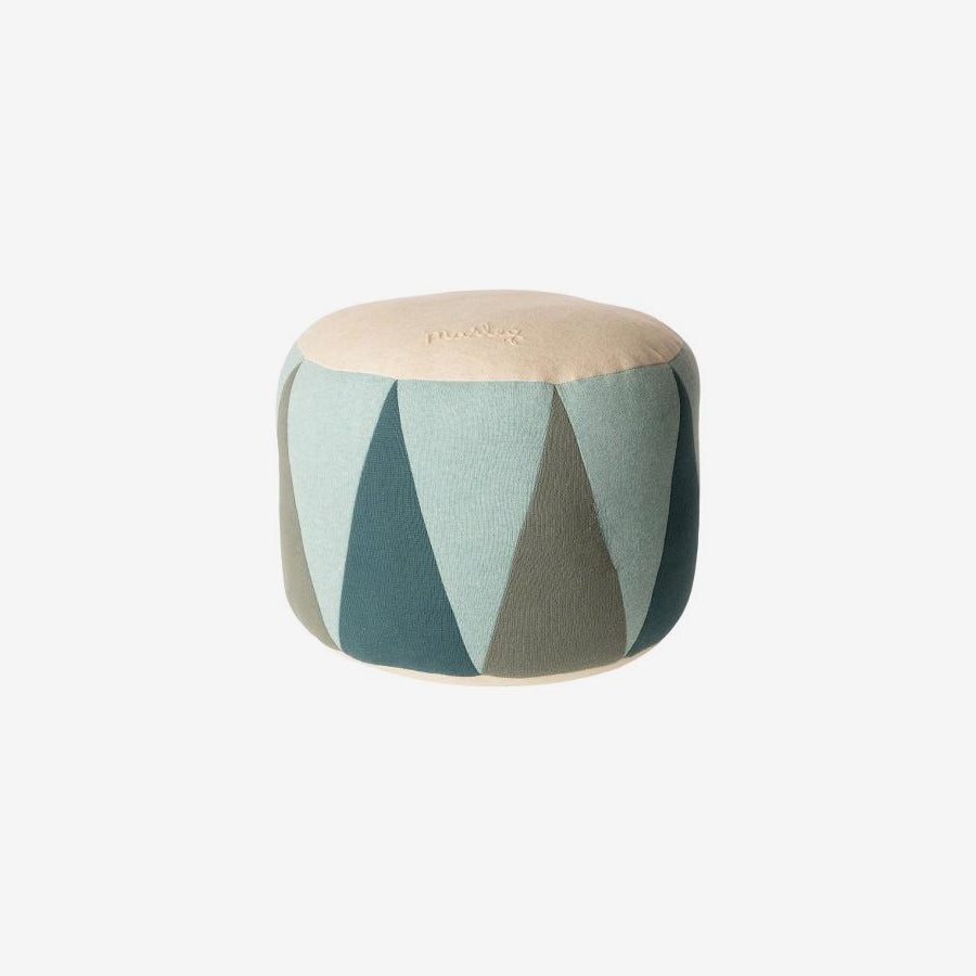 Puff Pouf Medium Drum - Mint