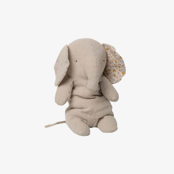 Safari Friends Elephant Medium - Ash Grey