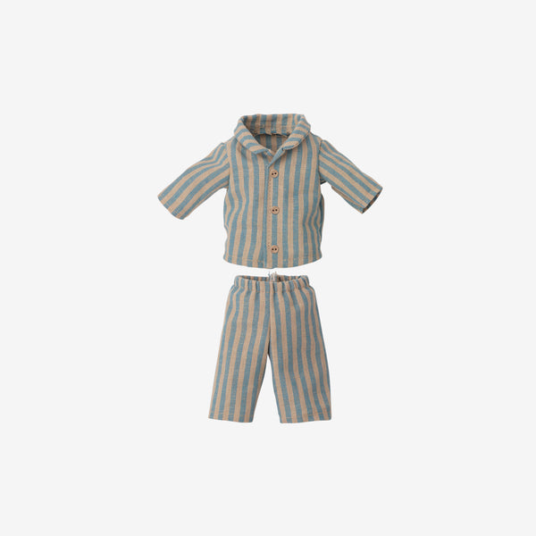 Teddy Pyjamas - Junior's Striped