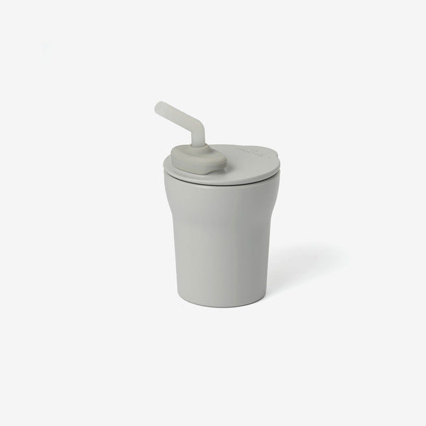 1-2-3 Sip! PLA Sippy Cup - Dove Grey