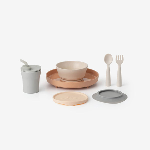 Little Foodie PLA 7-Piece Set - Little Camper