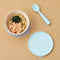 First Bites PLA Kid's Dish Set - Aqua