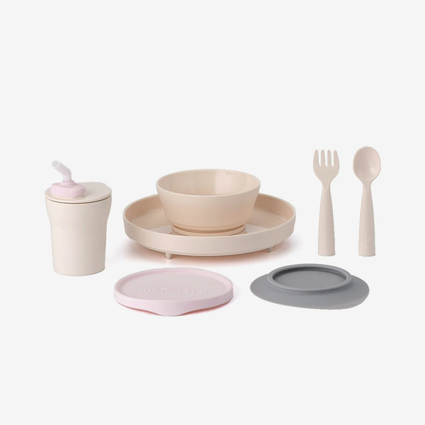 Little Foodie PLA 7-Piece Set - Cotton Candy